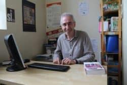 ©Emilie Lay Cadre de santé, Guy Delbecchi est infirmier au centre de santé du Comede depuis 1986