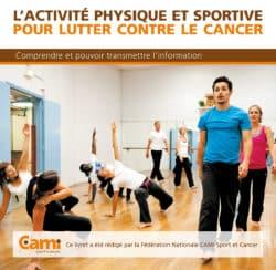 L'activité physique et sportive pour lutter contre le cancer