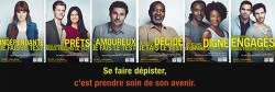 SIDA : Lancement d'une campagne en faveur du dépistage