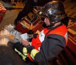 Attentats de Paris : deux infirmiers sapeurs-pompiers en première ligne