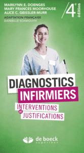 Diagnostics infirmiers interventions justifications