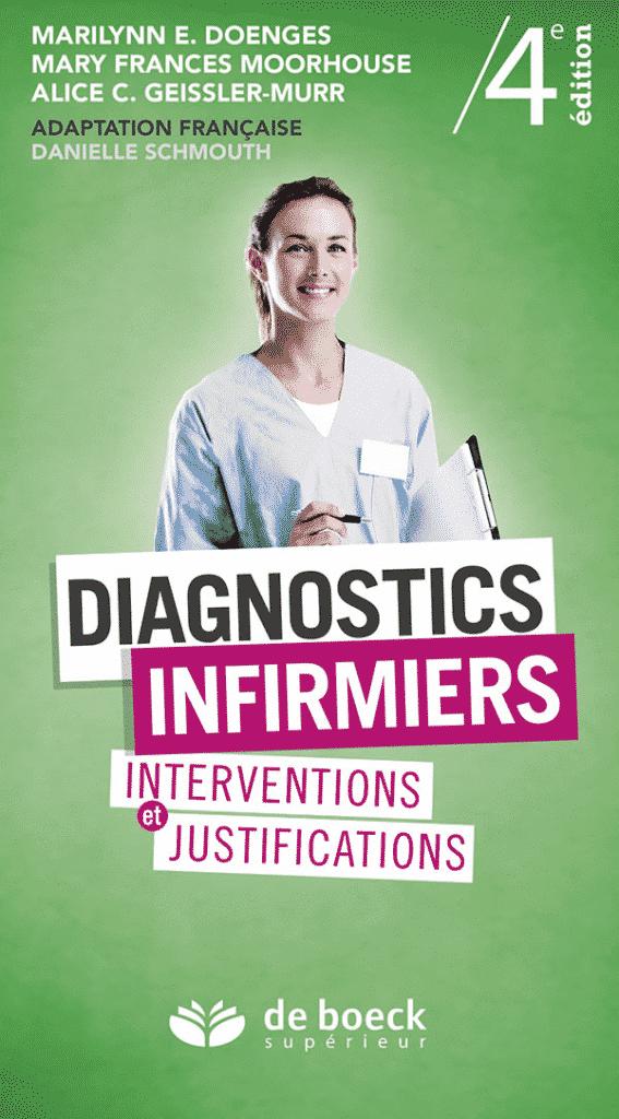 Diagnostics infirmiers interventions justifications deboeck superieur