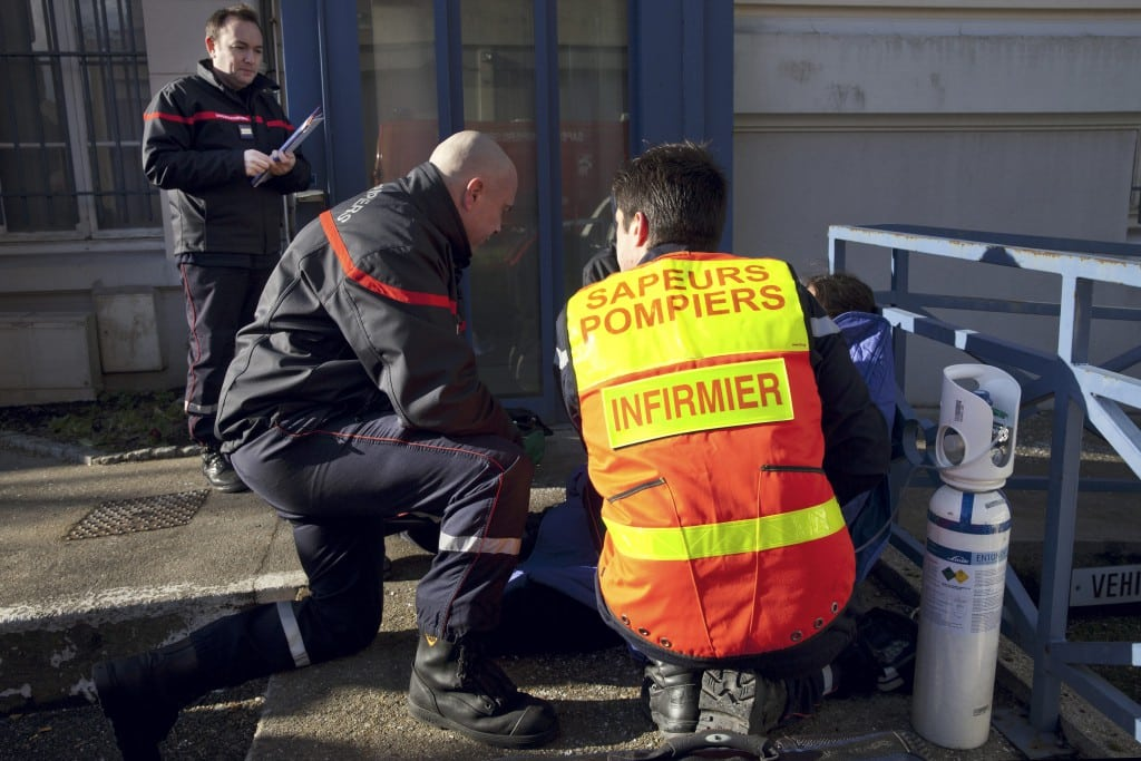 Infirmiers Sapeurs Pompiers Une Formation Méconnue