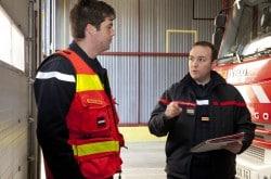 Infirmiers sapeurs-pompiers : une formation méconnue