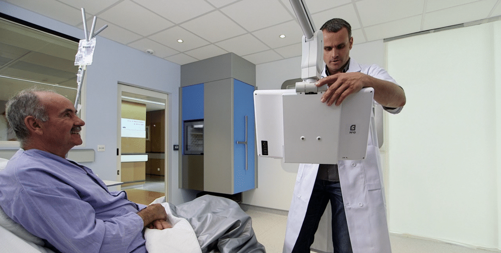 La chambre d'hôpital du futur existe déjà