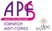 APFS Alsace Pro Form Santé formations DPC pour infirmiers et infirmiers libéraux