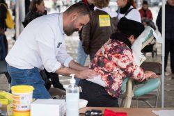 Journée des soignants (infirmier libéral, médecin, kinésithérapeute) : la prévention pour faire passer le message de la révolte