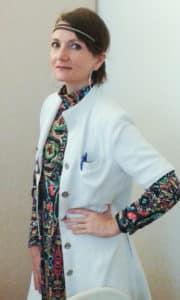 Marie-Laure Allouis, infirmière et conseillère en image