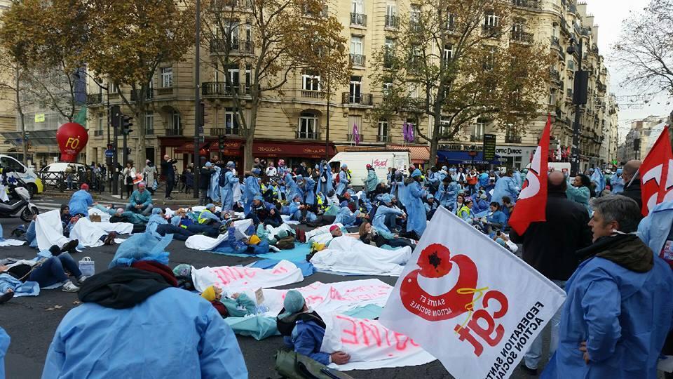 IADE Infirmier anesthésiste : une manifestation sous le signe de ...