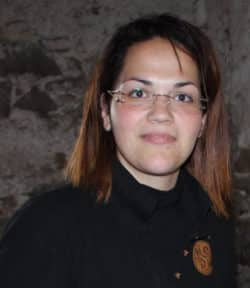 Cathie Charlon, infirmière libérale remplaçante dans l'Allier