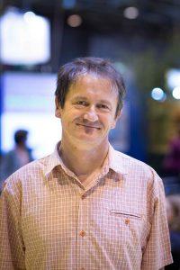 David Derensart, « éco-infirmier » à domicile