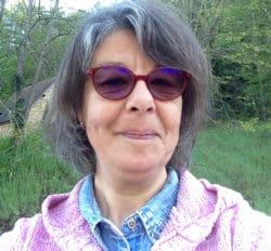 Djamila Laatar Clément, infirmière libérale remplaçante en Dordogne