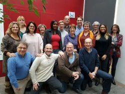 Le conseil d'administration national du Sniil Syndicat National des Infirmières et Infirmiers Libéraux