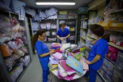 infirmière puéricultrice les fées bleus