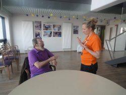 Surdité chez les soignants: faire du handicap un atout