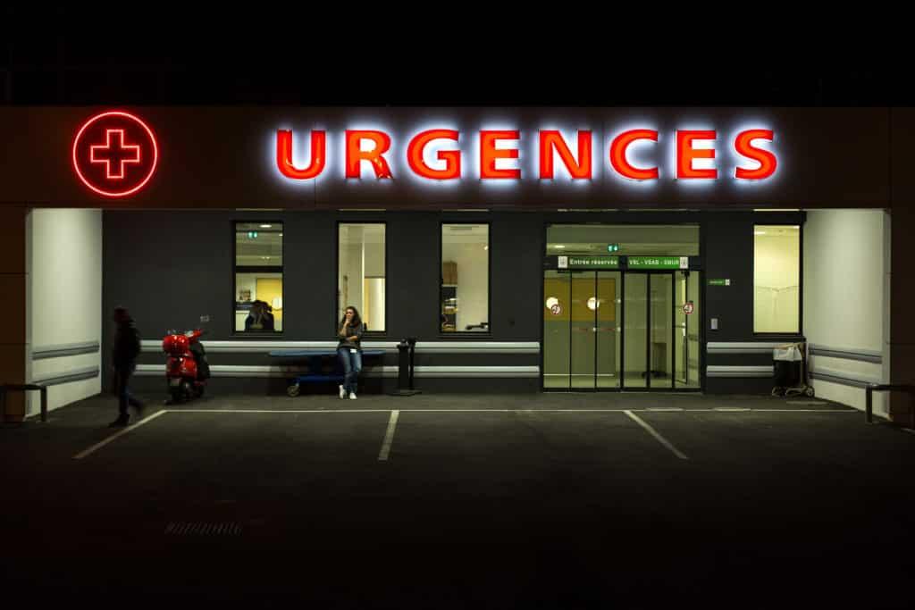 les urgences de la polyclinique Bordeaux Nord