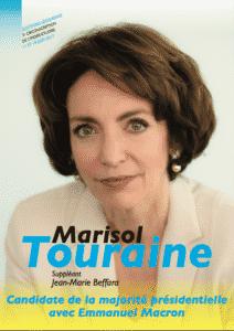 Marisol Touraine, candidate aux législatives, largue son étiquette PS et s'affiche aux côtés de la majorité présidentielle