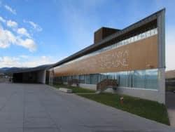 hôpital de Cerdagne le premier hôpital transfrontalier européen à Puigcerda, à la frontière franco-espagnole