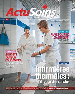 actusoins magazine pour infirmière, infirmier