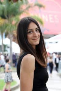Raphaelle Jean Louis Infirmière et réalisatrice, elle prépare un long-métrage sur les soignants