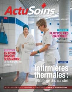 Actusoins magazine pour infirmière infirmier