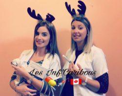 Etudiantes en soins infirmiers, elles partent au Québec découvrir un autre système de santé