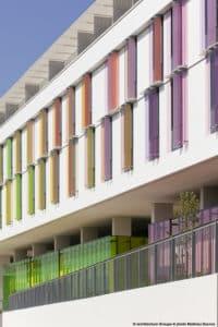 Le nouveau CHU d'Orléans est le premier hôpital labellisé Haute Qualité Environnementale