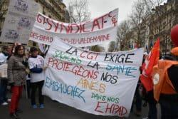 """Ehpad : la """"non réponse"""" des pouvoirs publics"""