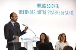 Le gouvernement annonce le lancement d'une stratégie de transformation de notre système de santé