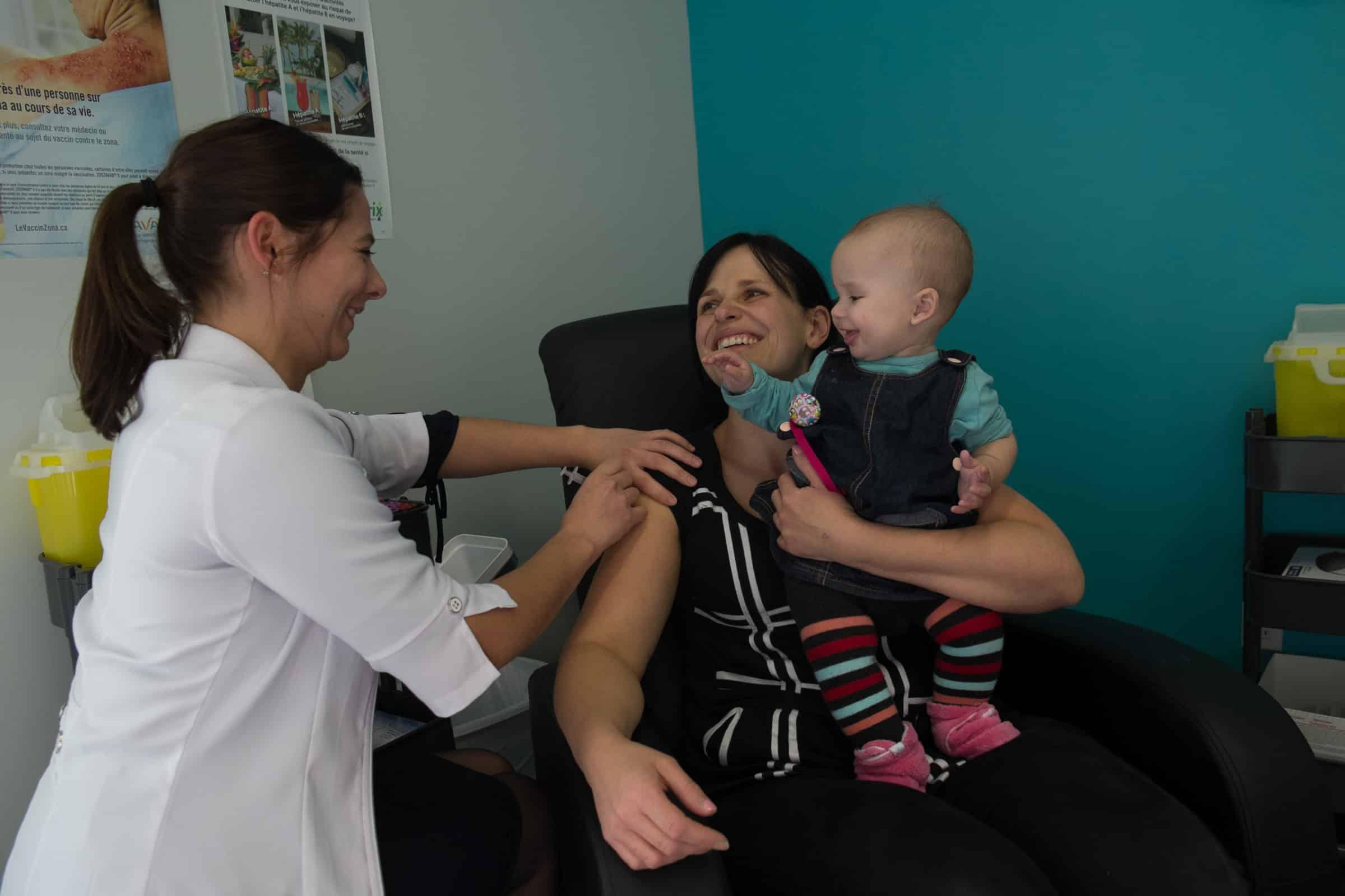 Quebec Exit Le Medecin De Famille Place A L Infirmiere