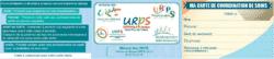 Carte de coordination des soins créée par l'URPS Hauts-de-France