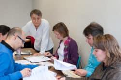 A l'Université des patients (UPMC Sorbonne), soignants et patients suivent le même enseignement