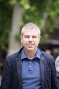 Patrick Chamboredon, président de l'ONI ordre national des infirmiers