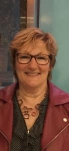 Martine Sommelette, présidente du CEFIEC (Comité d'entente des formations infirmières et cadres