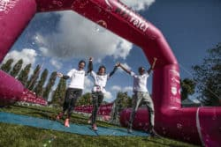 Triathlon des Roses fondation ARC