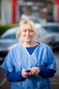 Isabelle Monnier est infirmière référente handicap pour les hôpitaux et cliniques de Marseille