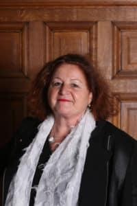 Catherine Joachmans Moraine, infirmière, secrétaire générale de l'ONI