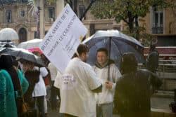 Mobilisation infirmière du 20 novembre 2018 : au-delà du plan de santé, ce sont les conditions de travail dégradées qui sont dénoncées