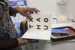 Les infirmières puéricultrices sont habilitées à réaliser des tests d'audition et de vue pour les enfants qui consultent