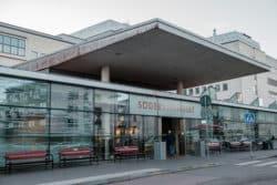 service des urgences pour victimes de violences sexuelles est abrité au sein de l'hôpital Sud de Stockholm