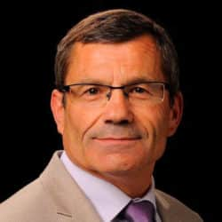 Gérard Raymond,président de la Fédération française des Diabétiques