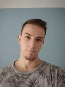 Florian Gillot: infirmier et écrivain de romans fantastiques