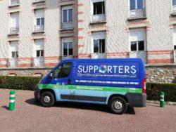 Un minibus pour faire connaître les soins de support en oncologie