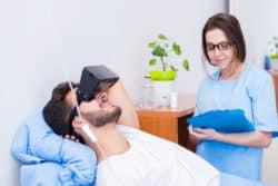 Hypnose médicale : la réalité virtuelle pour faciliter les soins