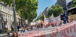 Manifestation pour les urgences : pas de nouvelles mesures, les personnels passent aux actions fortes