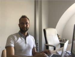 Guillaume Decormeille D'infirmier en réa à doctorant en psychologie cognitive