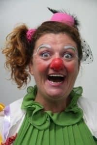 Isabelle Delleaux infirmière clown