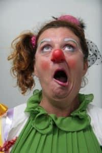De la blouse blanche au nez rouge, l'étonnant parcours d'une infirmière
