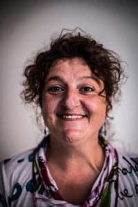 Isabelle Delleaux, infirmière