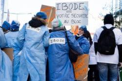 Les IBODE se mobiliseront devant le ministère le 7 novembre
